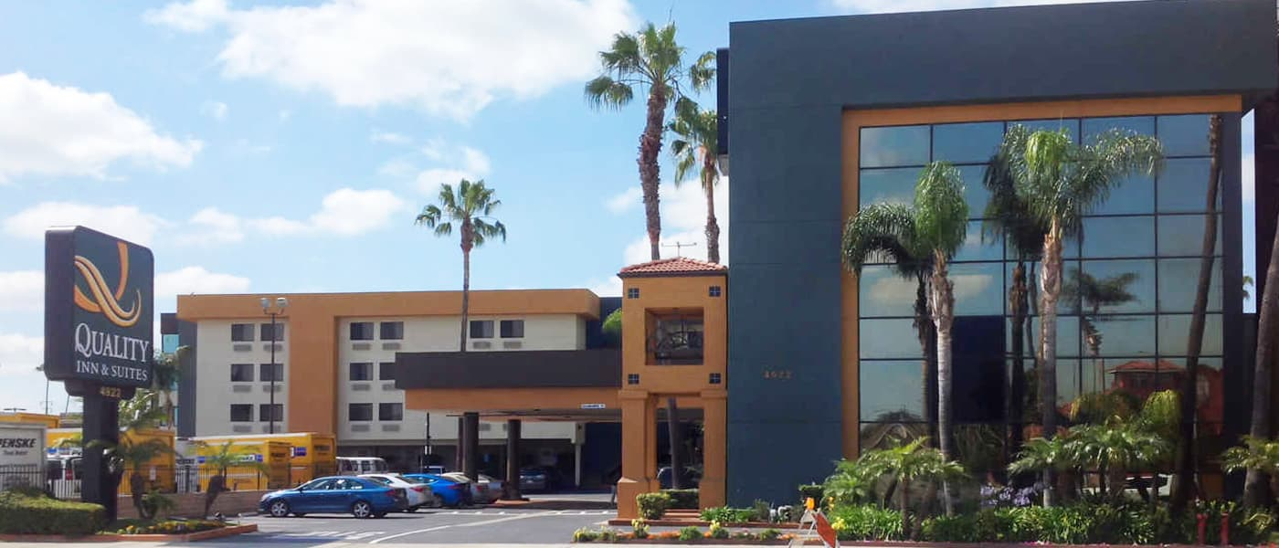 Quality Inn & Suites Los Angeles Airport – LAX